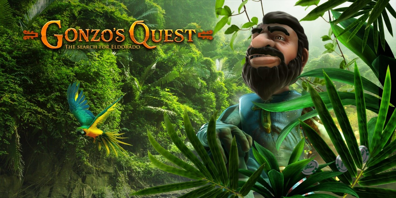Gonzo's Quest Slot Review & Guide for New Players Online