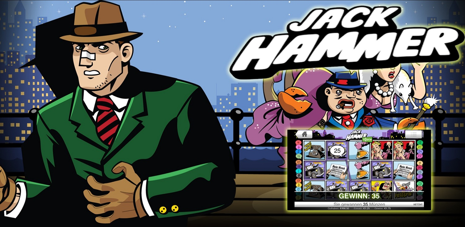 Jack Hammer Slot Review & Guide for New Players Online