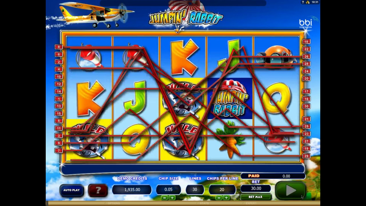Jumpin' Rabbit Slot Guide for Absolute Beginners Online