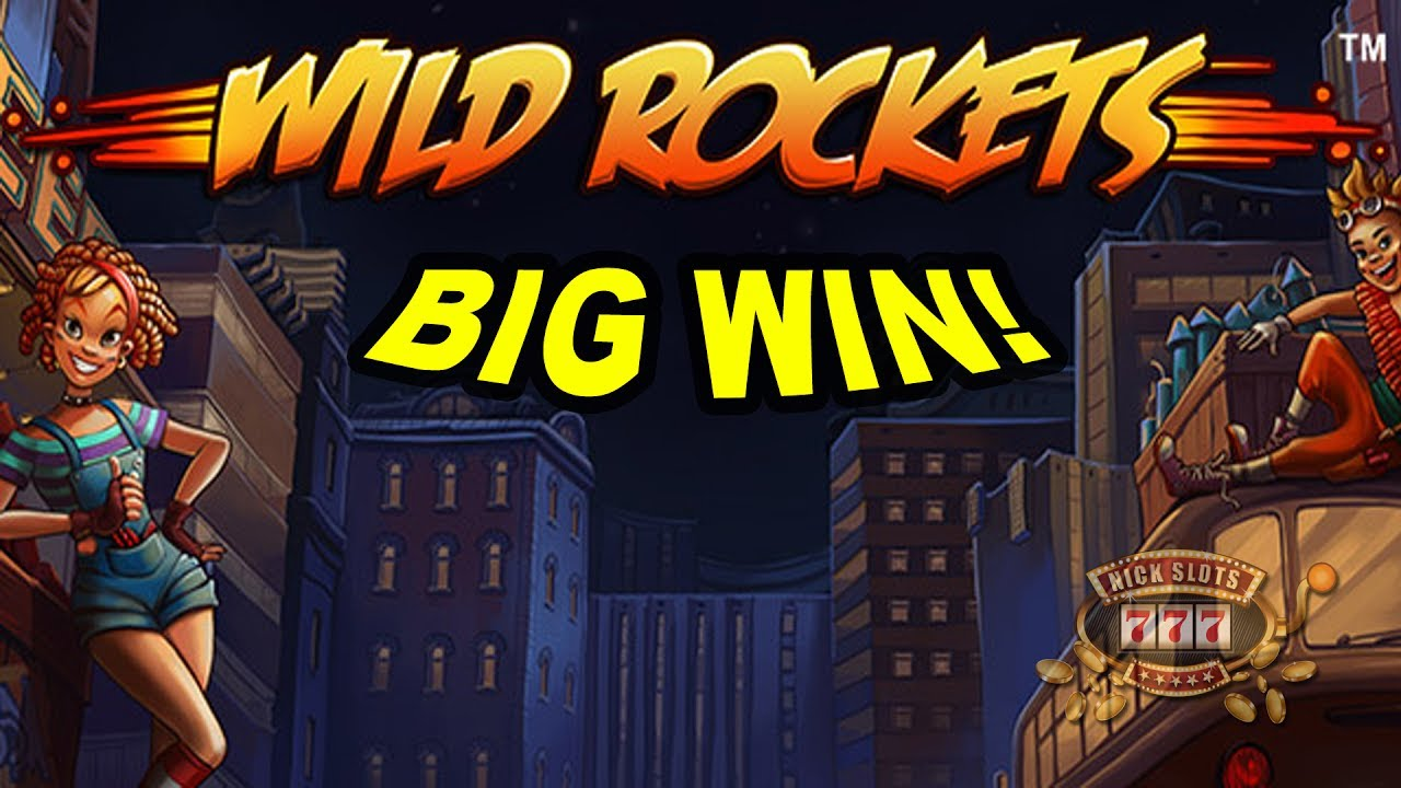 Wild Rocket Slot Review & Guide for Beginners Online